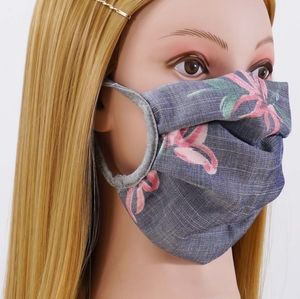 Other - Denim Cotton Face Mask